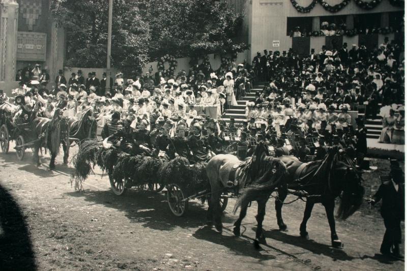 1908 Wien 60 Jahre Kaiser Franz-Joseph Reg.