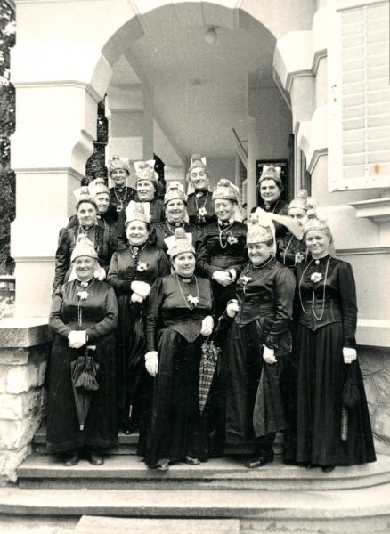 1950iger Gruppenfoto