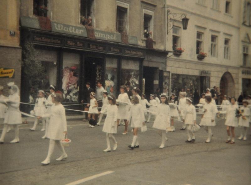 1968 Fronleichnam in St.Veit