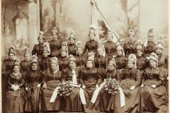 1907 Gruppenfoto