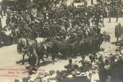 1908 Kaiser 60. Jubiläum Wien