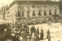 1920 24.Oktober 1. Einheitsfeier Klgft