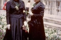 1958 Erna Schatzinger & Paula Zechner