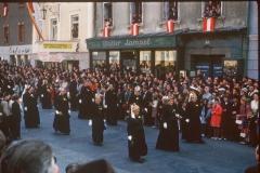 1962 Wiesenmarkt-Eröffnung