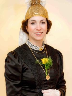 1. Stellvertreterin der Schriftführerin - Dr. Schratt-Bitter Sofie