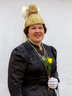 Stellvertretung Kassierin - Fritz Katharina