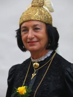 Schriftführerin & Kassierin - Weiss Mathilde