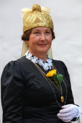 Mag. Lackner Elfriede (Obfrau von 2006 - 2017)