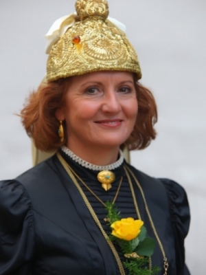 Geschäftsführende Interims-Obfrau - Nussbaumer Evelyn